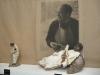 Mostra personale Museo del marmo, Botticino 2010